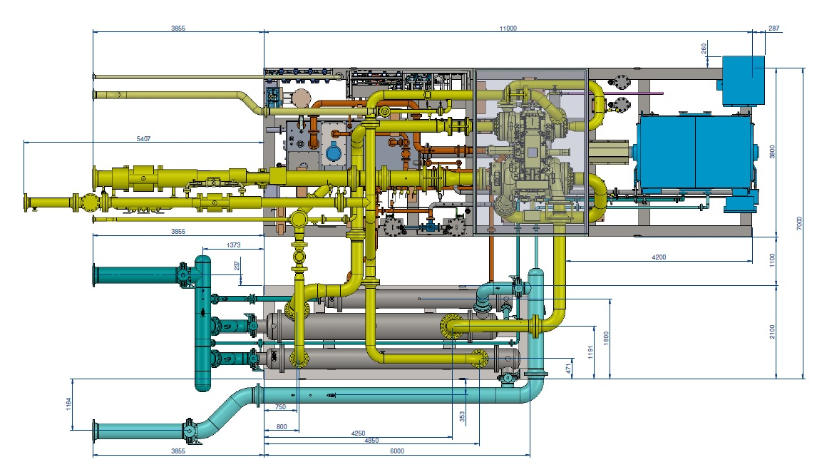 is plant 3d suitable for process skid designs autodesk community - Autoplant 3d
