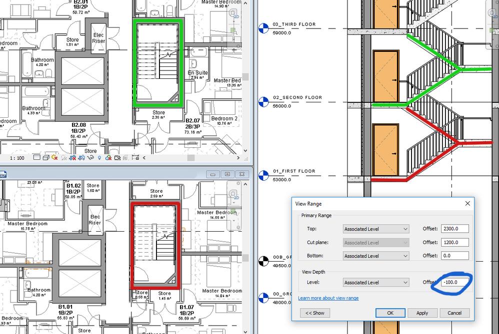 Visualizacion De Escaleras Autodesk Community