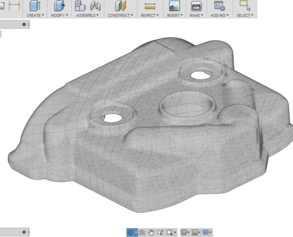 Solved: 3D Scans and Reverse Engineering in Fusion 360