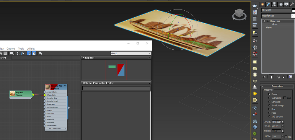 Solved: How to put picture in 3DS Max ? - Autodesk Community- 3ds Max