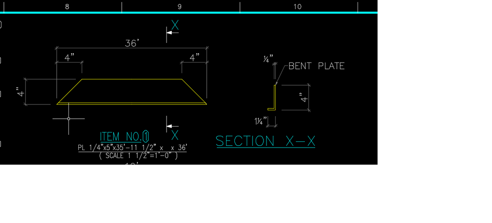 Folded Beam Length when Cut or mitered - Autodesk Community