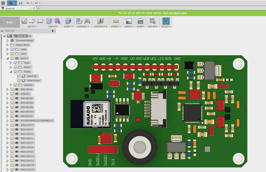 Solved: PCB Traces Not Visible in Fusion 360 - Autodesk