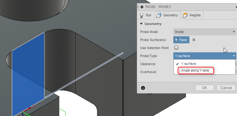 Solved: Probing part orientation instead of just location