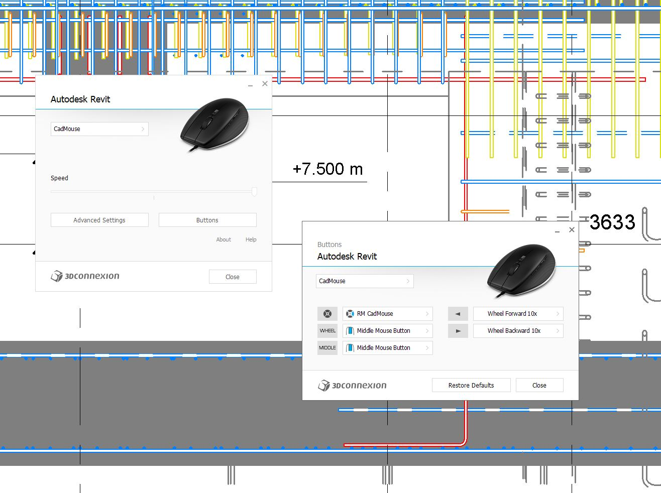 Solved: How to customize mouse settings? - Autodesk Community- Revit