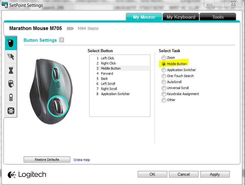 Solved: Autocad 2017 Mouse Wheel Not Panning - Autodesk Community