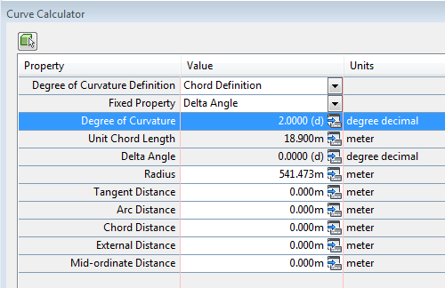 Solved: Curve Calculator: Chord Definition - Autodesk Community