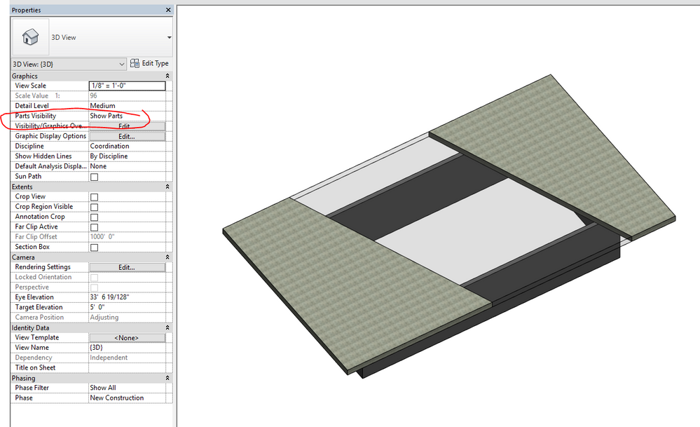 Solved: Floor Transparency - Autodesk Community- Revit Products