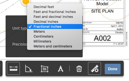 Solved: Measure in feet and fractional inches - Autodesk