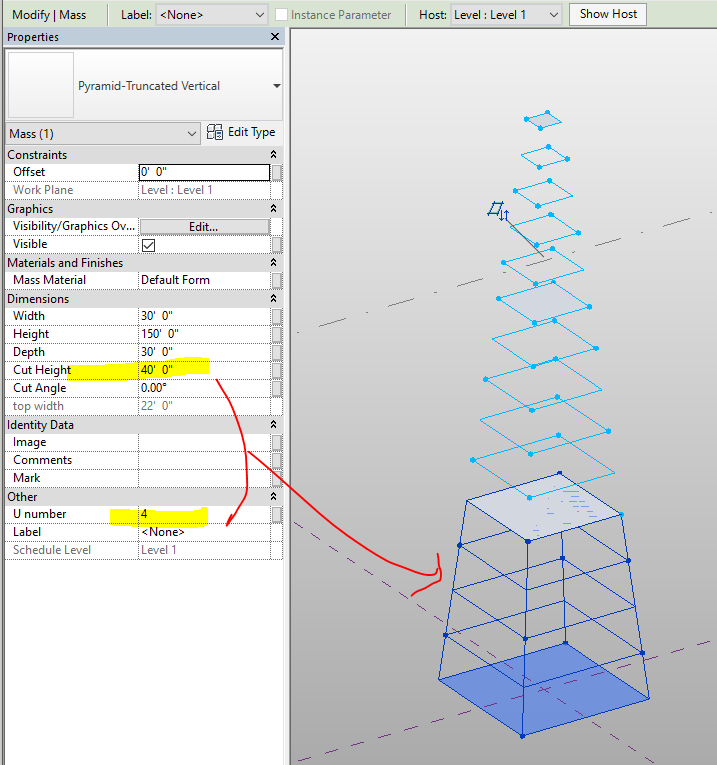 how to change north revit