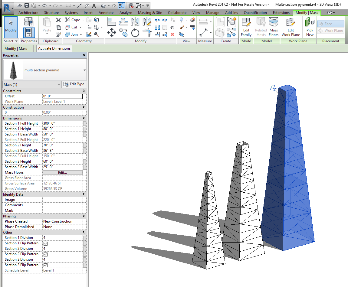 how to change font size in revit
