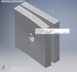 Bolt Connector - Axial Bolt Force - Autodesk Community