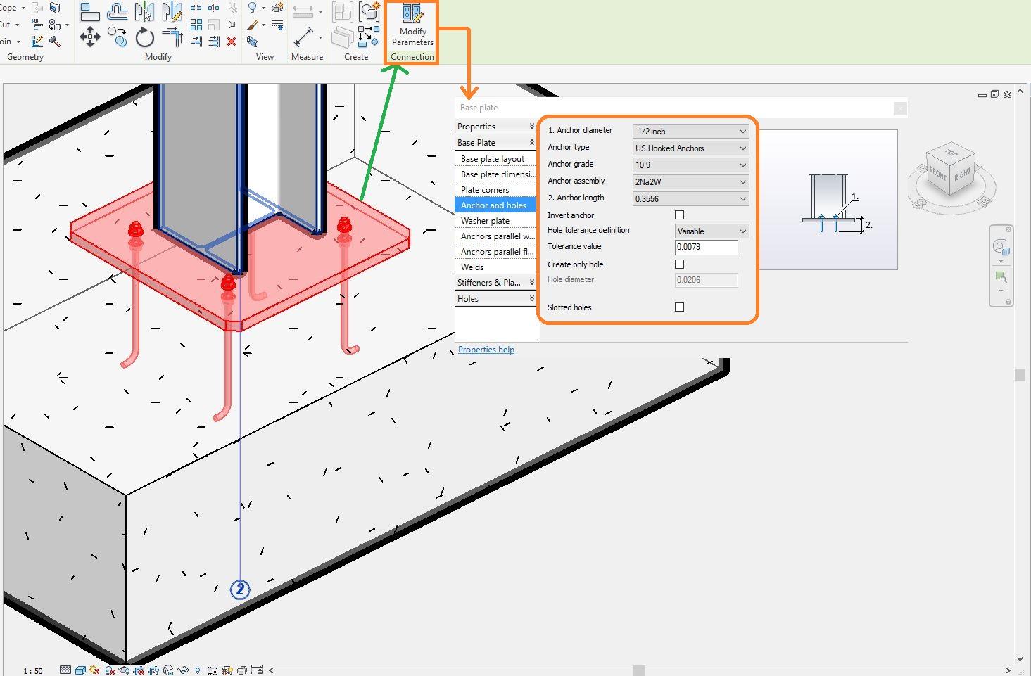Pernos fierros de anclaje en l autodesk community for Programas para arquitectura para pc