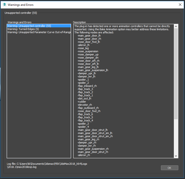 Solved: FBX exporter issues - Autodesk Community- 3ds Max