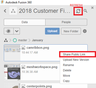 Preview not showing - Autodesk Community- Fusion Team