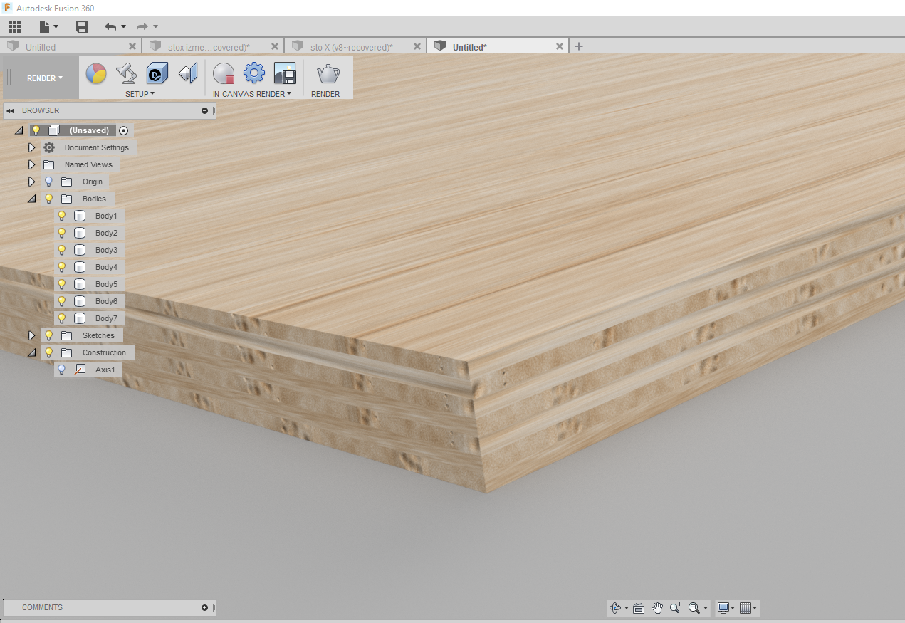 Request for plywood shaders - Autodesk Community