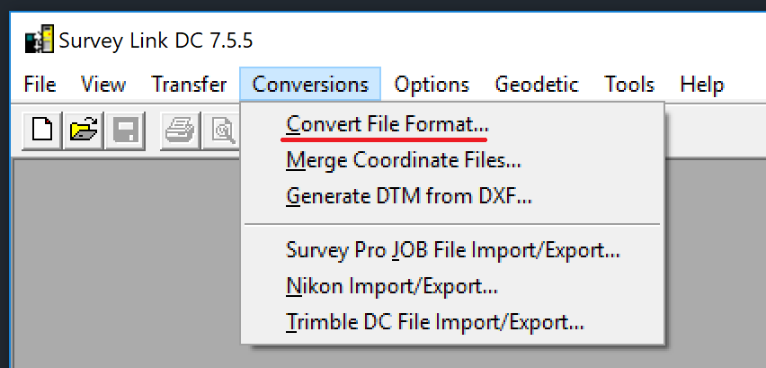 Solved: Converting survey point formats - Autodesk Community