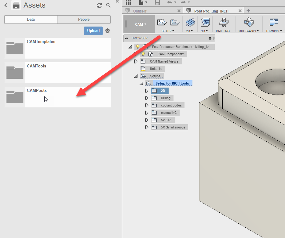 Solved: Haas Mini Mill Tool Change Table Offset - Autodesk