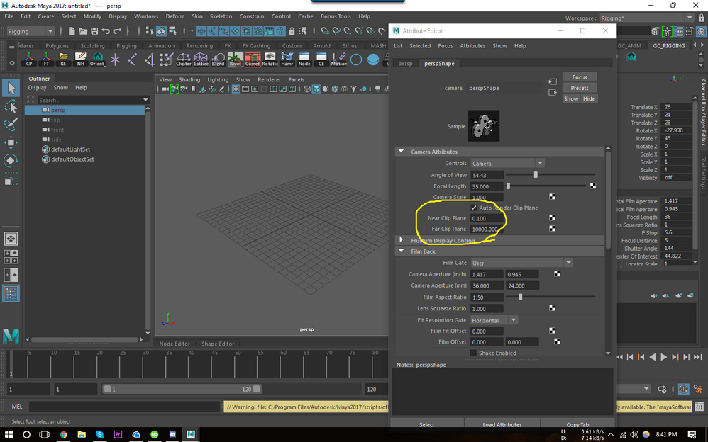 Solved: Importing/opening a free rig into maya 2017/18 - Autodesk