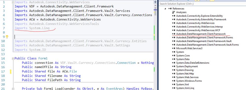 Solved: Vault Login VB NET - Autodesk Community- Vault