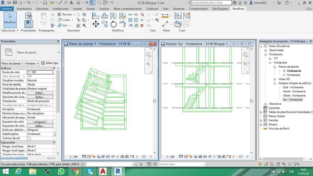 f08d4eea0210 Solucionado  modelo 3D autocad a revit - Autodesk Community ...