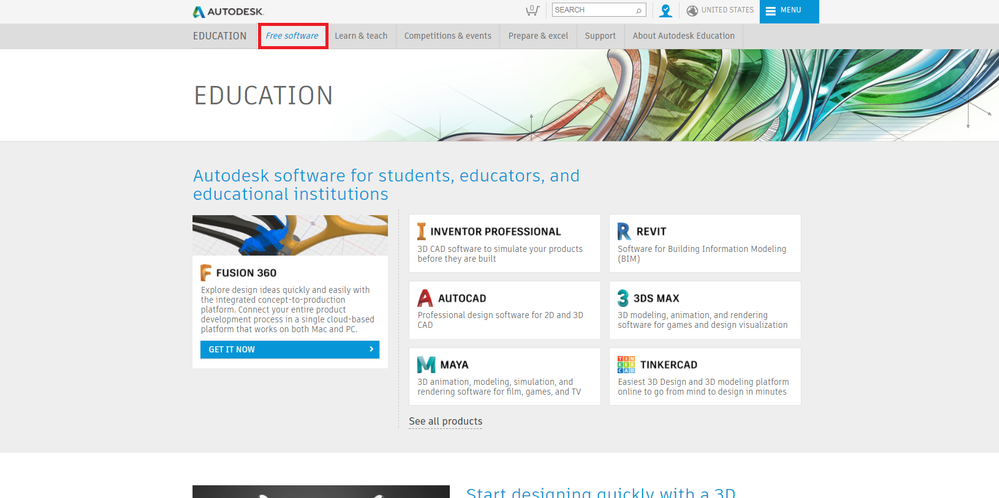 Solved: Steps for Setting-Up Student Software - Autodesk