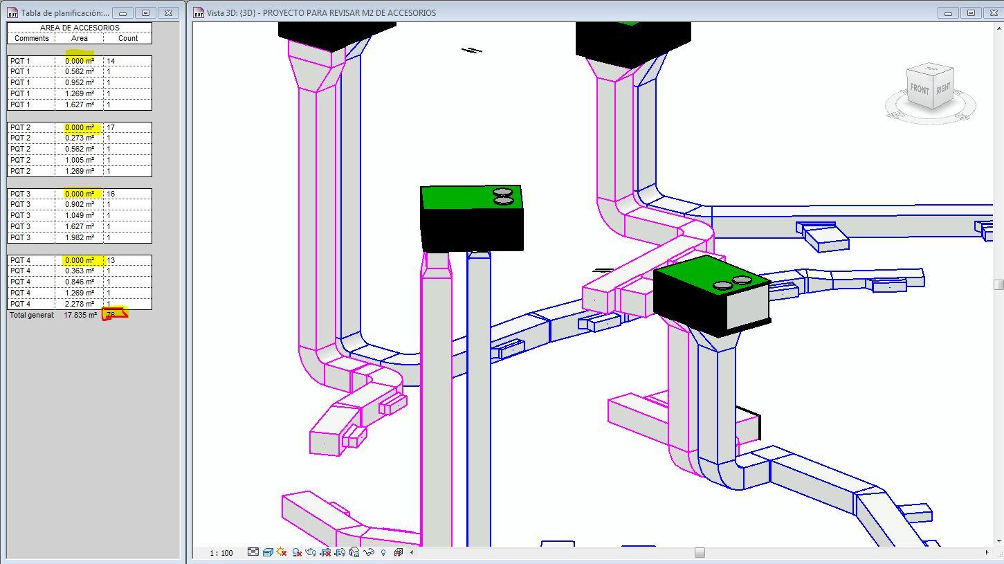 Problema con m2 para uniones de conductos autodesk community - Humidificador para aire acondicionado ...