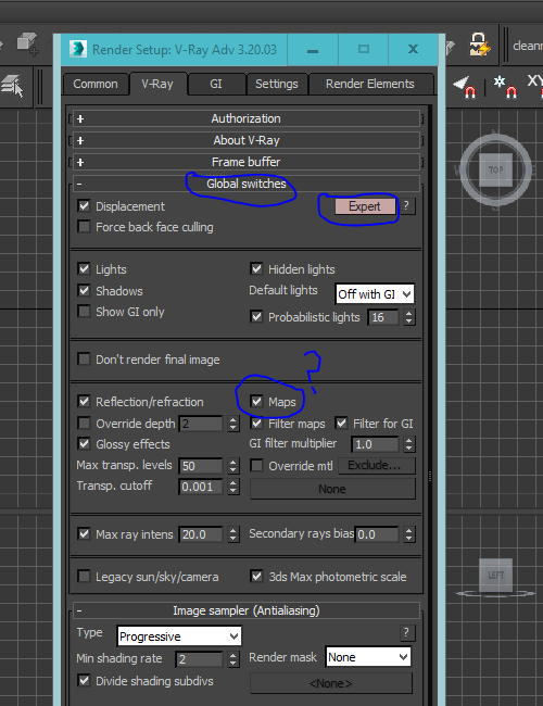 Solved: Material is not showing in the render - Autodesk