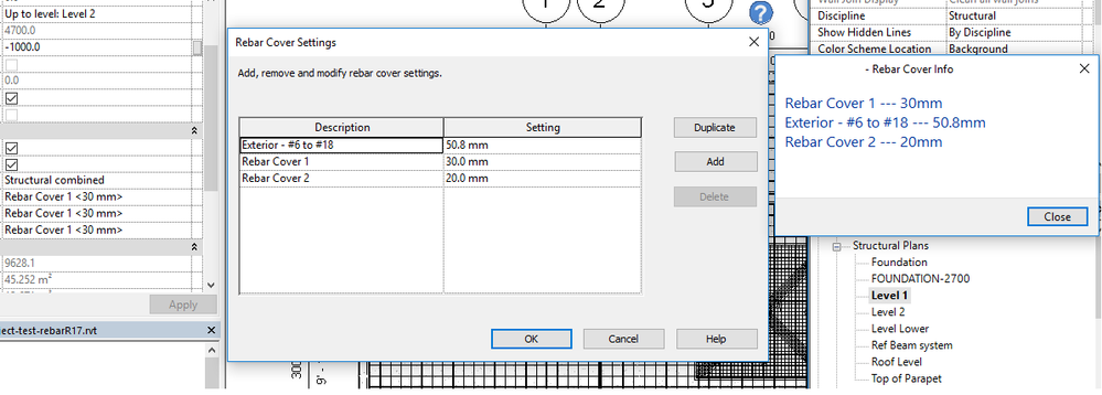 Solved: Rebar Cover Types collector - Autodesk Community- Revit Products