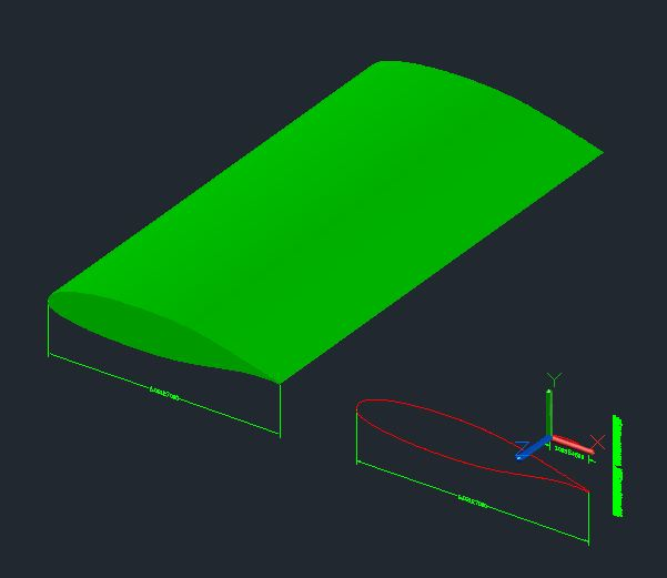 Plotting an airfoil in AutoCad 2012 - Autodesk Community- AutoCAD