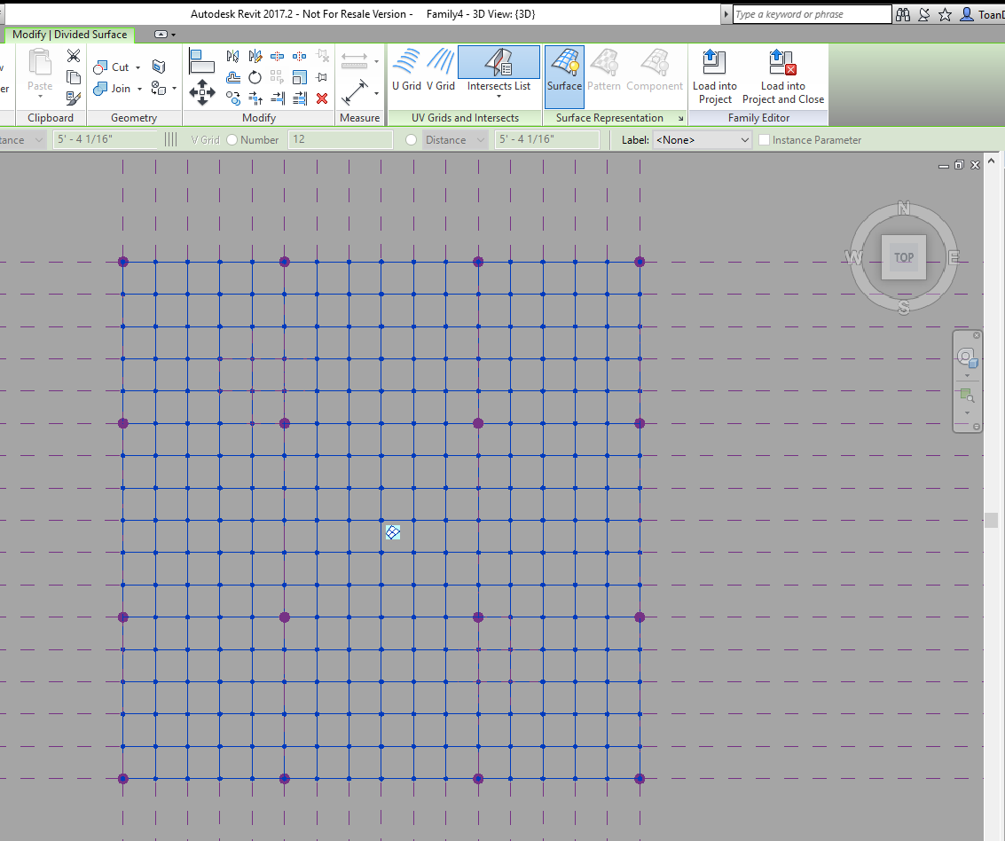 Solved: Adaptive Components and Parametric Ceiling - Autodesk