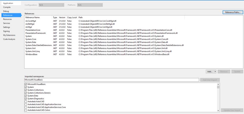 Visual studio debug - pdb not loaded - Autodesk Community