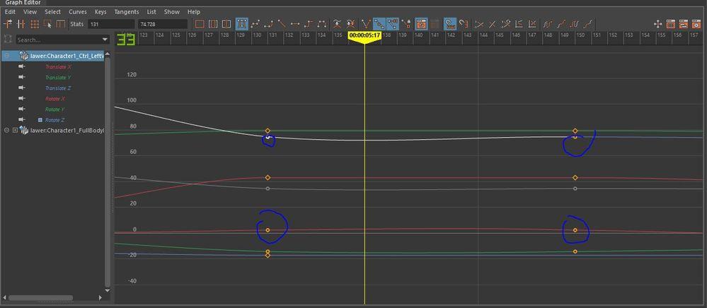 Solved: Maya Rotate tangent problem (Graph Editor) - Autodesk