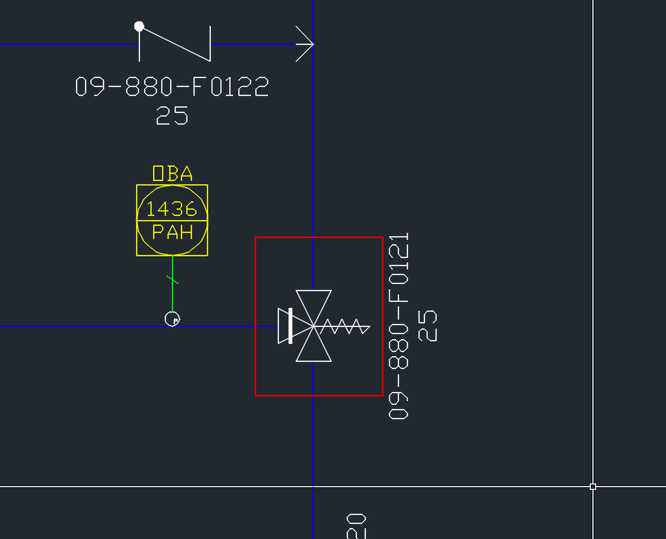Solved: Angle Safety Valve not breaking the lines - Autodesk