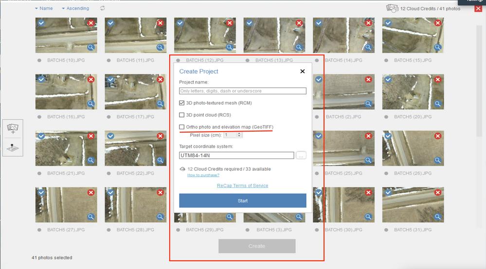 Solved: Export Geotiff from ReCap Photo - Autodesk Community- ReCap
