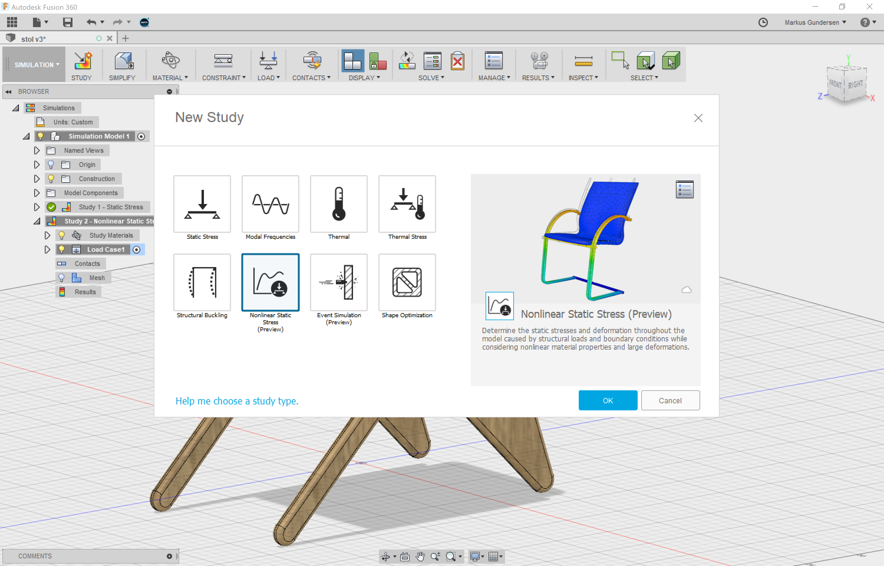 Solved: Wood materials for FEA - Autodesk Community- Fusion 360