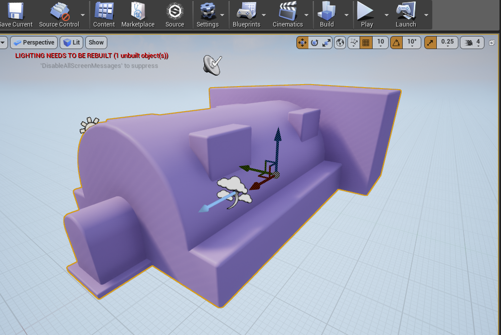 Mesh from solid model - Geometry / Selection - Autodesk