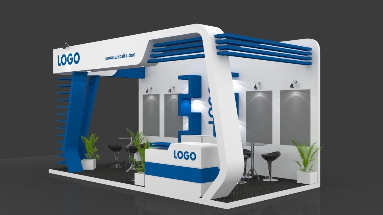 Exhibition Stand 3d Model Free : Need guidance on mental ray renderer autodesk community ds max