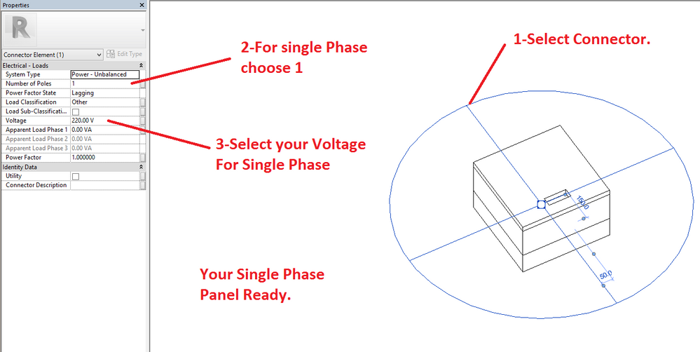 Solved: SINGLE PHASE PANEL BOARD TO THREE PHASE PANEL BOARD