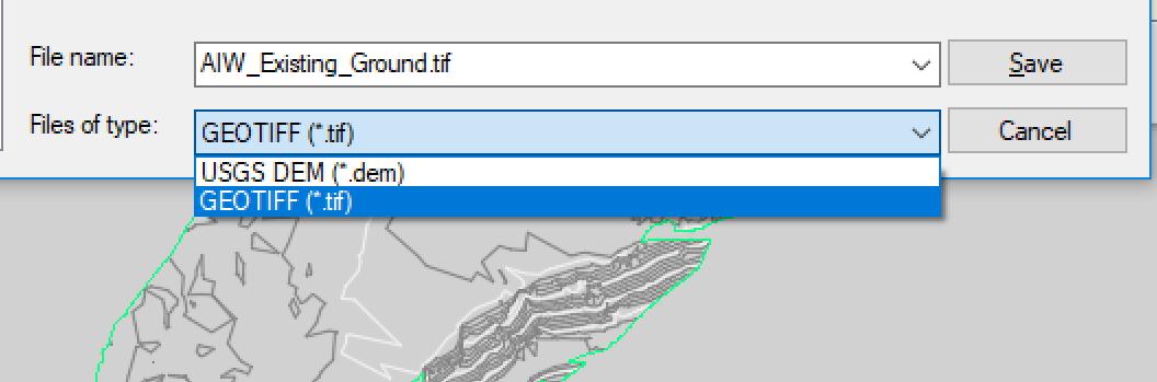 Solved: Creating DEM from LANDXML file - Autodesk Community- Civil 3D