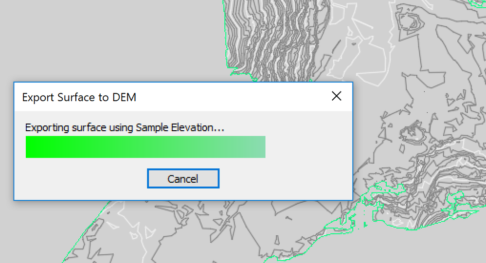 Solved: Creating DEM from LANDXML file - Autodesk Community- Civil 3D