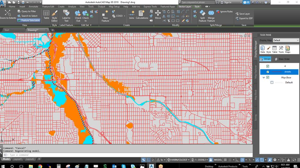 AutoCAD Map 3D Program for Sale