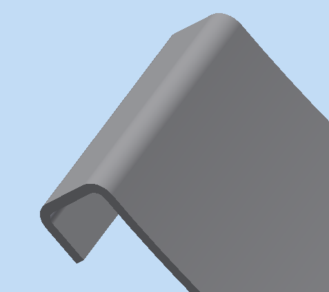 Solved Placing Flanges On A Curved Part Autodesk Community