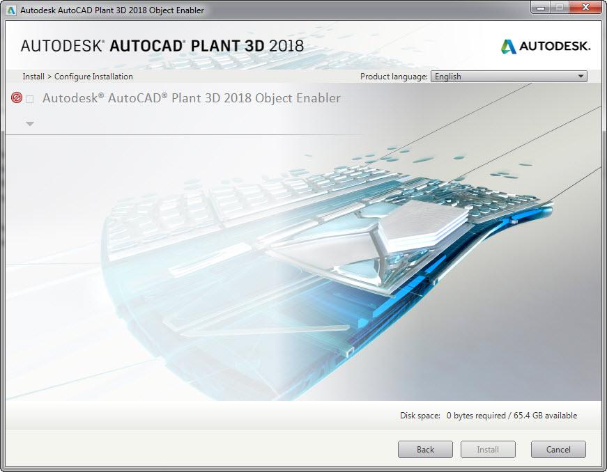 Autodesk Autocad Plant 3d 2011 License