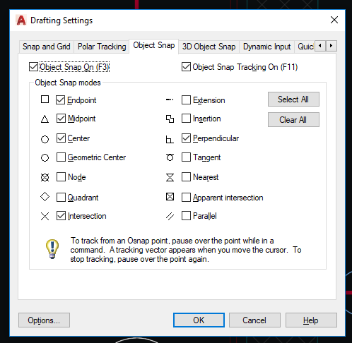 AutoCAD hangs/freezes when running commands, panning and