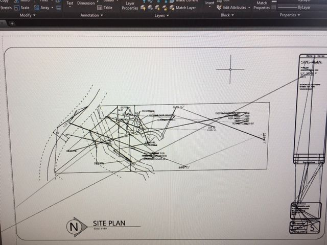 Drawing Smooth Lines In Autocad : Autocad to lt messed up lines everywhere autodesk community
