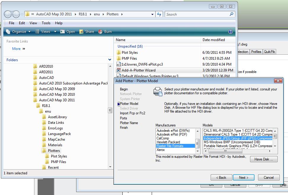 Plotting Layout to JPG - Autodesk Community- AutoCAD