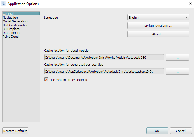 How to Delete an InfraWorks model - Autodesk Community- Infraworks