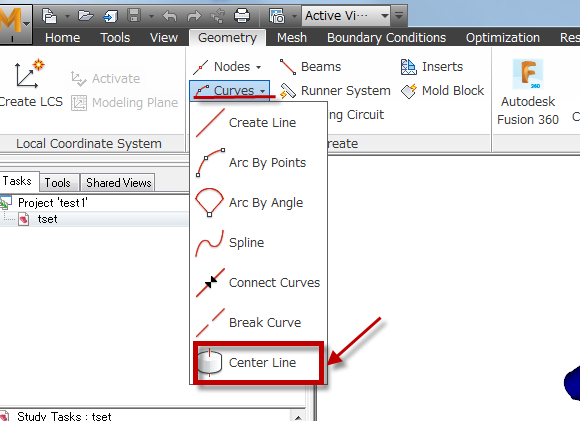 Solved: How to create channel beams directly from CAD data