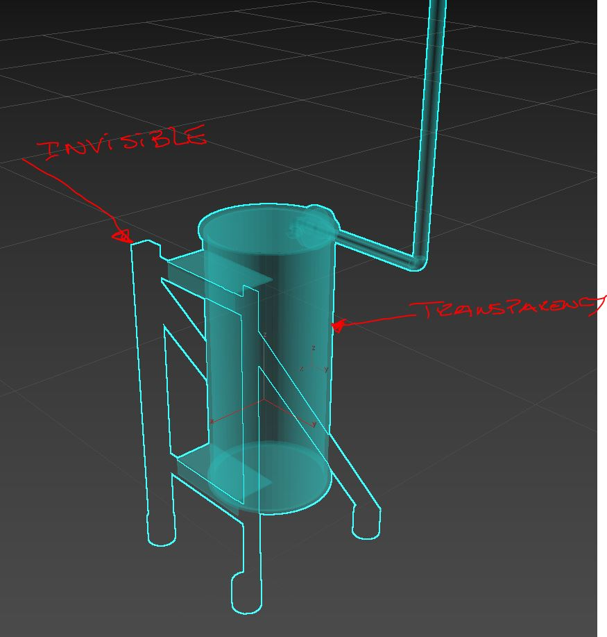 Solved: Show shaded mat in viewport button makes objects