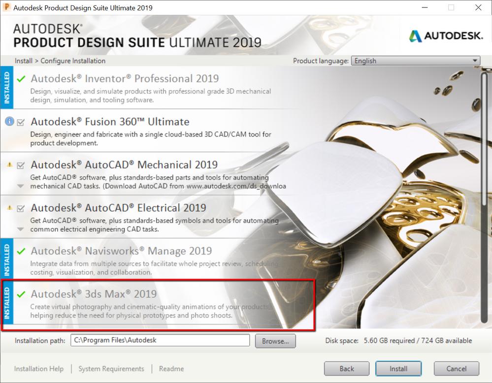 Cheap Autodesk Product Design Suite Ultimate 2019